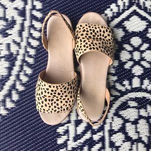 Cheetah Sandal